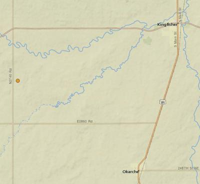 3.3 earthquake recorded in Okarche-Kingfisher area