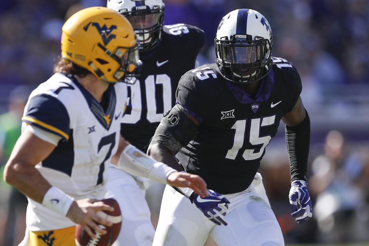 Image result for ben banogu tcu