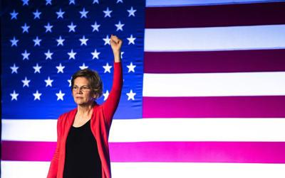 Warren seeks to jumpstart presidential campaign
