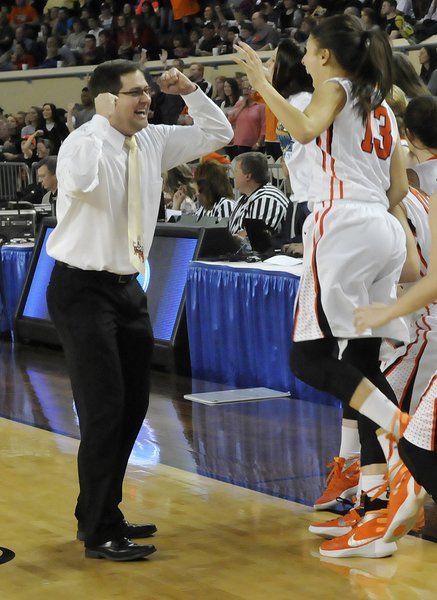 Double Duty: Fairview's Barton to coach boys and girls basketball next season