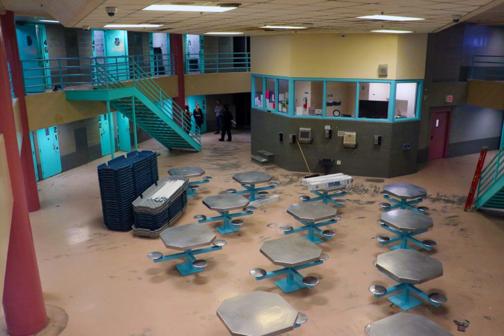 Oklahoma County jail's poor design contributes to safety