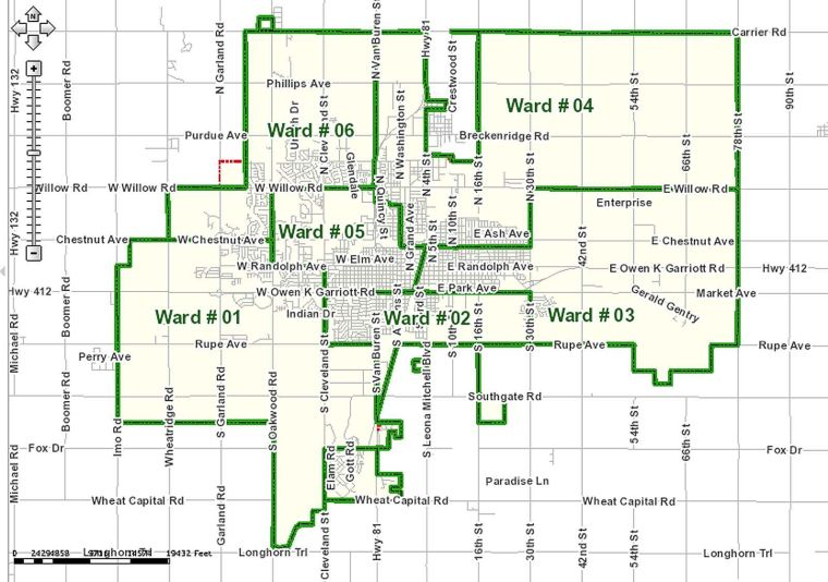 Two city commission seats draw candidates Local News enidnewscom