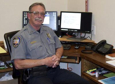 City Marshal Darin Morris