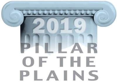 2019 Pillar of the Plains logo