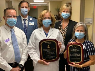 St. Mary's Wound Care and Hyperbaric Medicine recognized with national awards
