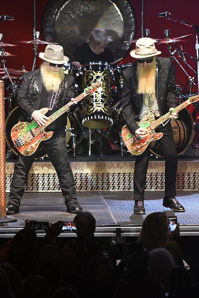 ENE REVIEW: ZZ Top puts on memorable show