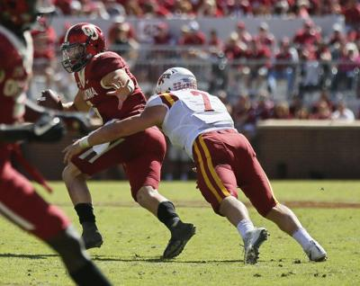 Riley 'very disappointed' in how OU fell to Cyclones