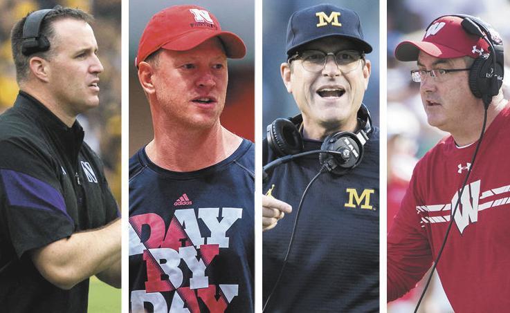 Big Ten Coaches