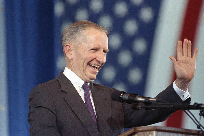 Colorful self-made billionaire H. Ross Perot dies at 89