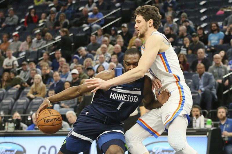 Gilgeous-Alexander's first triple-double leads Thunder