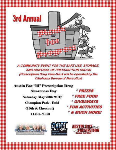 3rd annual Picnic for Progress set for Saturday