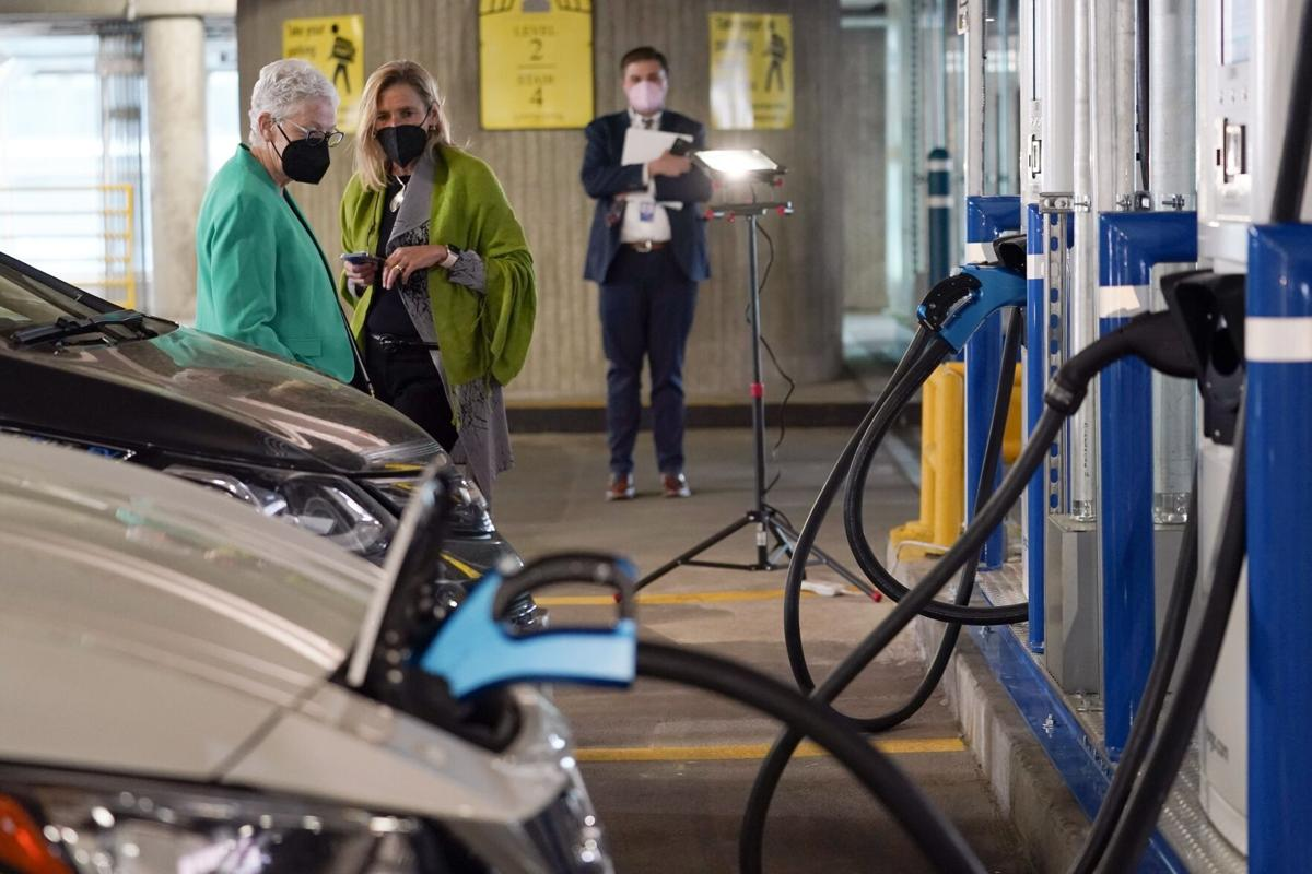 Kisling: Oklahoma poised to be a big player in electric vehicle market |  Business | enidnews.com