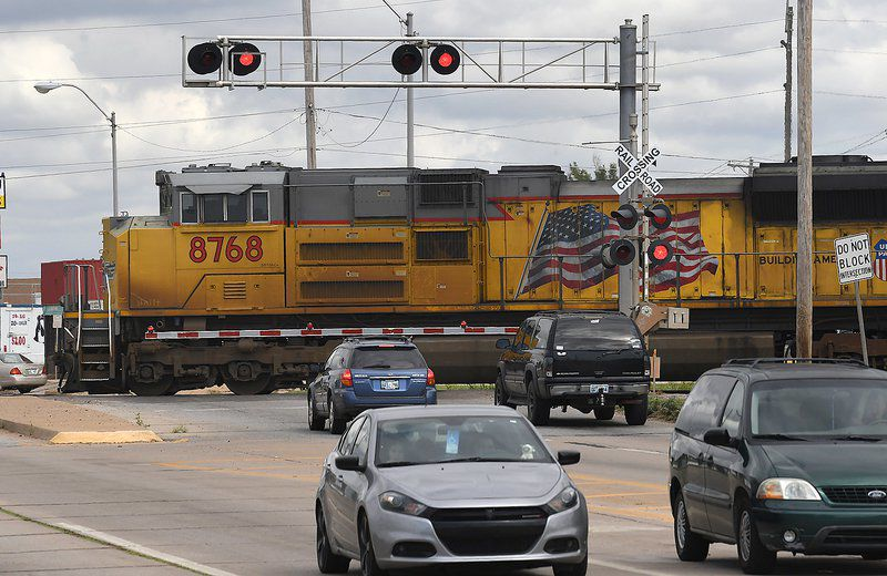 Police will continue working with railroads concerning blocked streets
