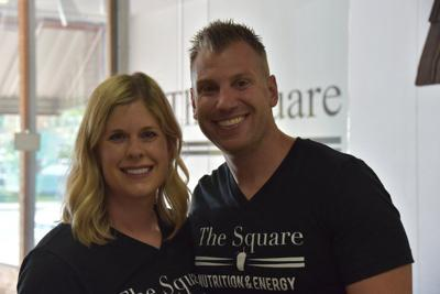 The Square Nutrition & Energy opens Saturday