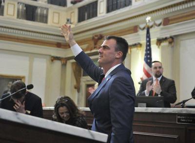 Stitt wants fewer regulations to help grow Oklahoma