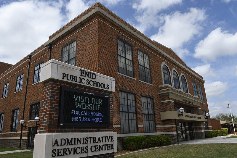 Enid Public Schools Administrative Services Center (EPS)