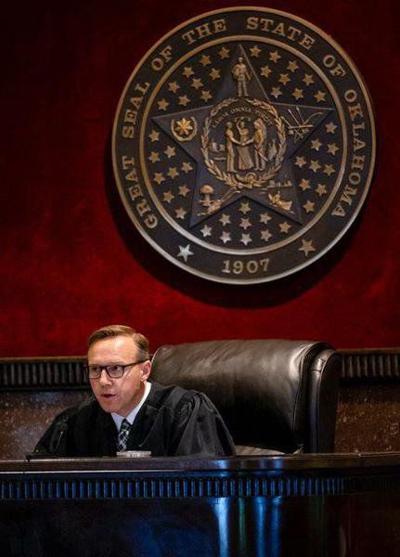 Opioid trial judge 'a man of deep conviction'