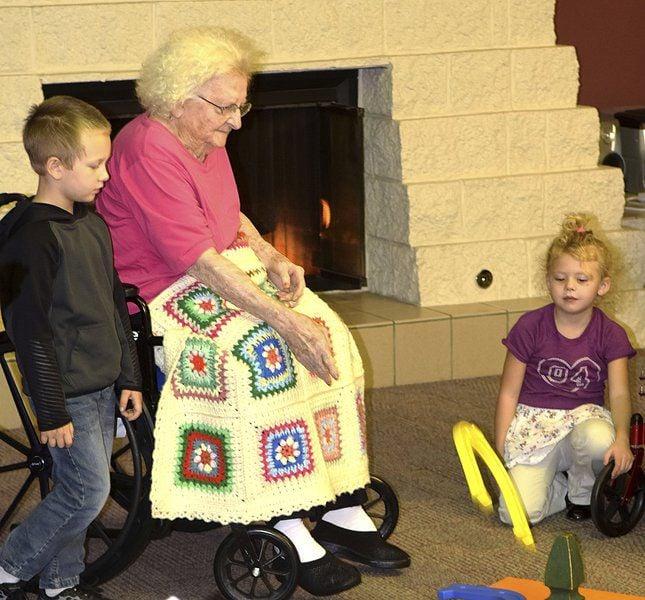 Intergenerational pre-K drawing international attention
