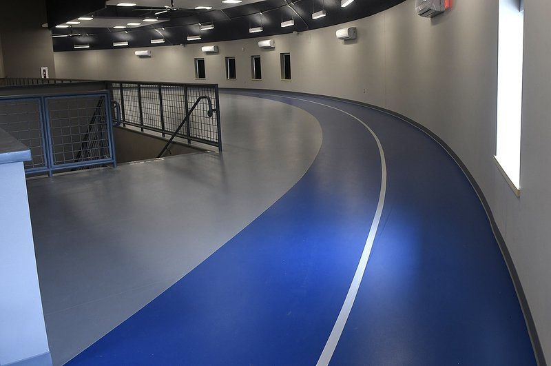 Hennessey adds wrestling and a new $9 million arena