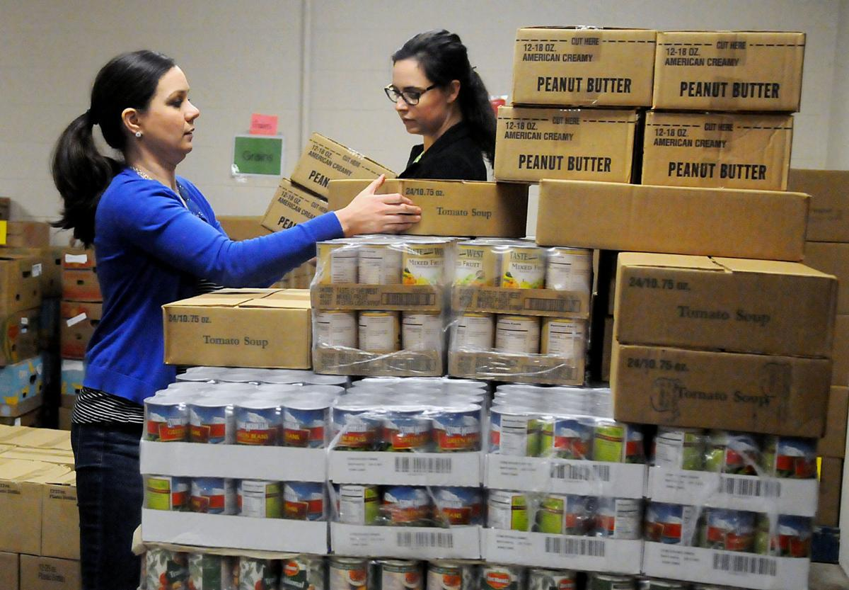 Chicago Food Bank Donations