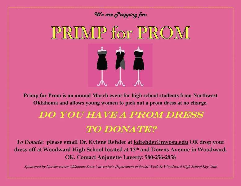 Primp for Prom\' accepting dress donations for high school students ...