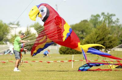 4th annual Kites Over Enid takes flight this weekend