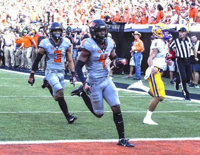 Draft analysts predict OSU's Green will go on 3rd day