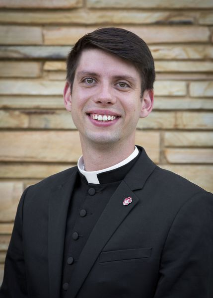 New associate pastor for Enid Catholics to be ordained Saturday