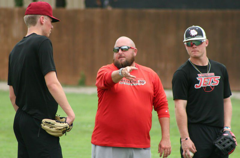 Mansfield embraces challenge of being NOC Enid baseball's head coach