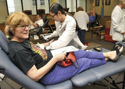 Oklahoma Blood Institute holding four April blood drives in Norman