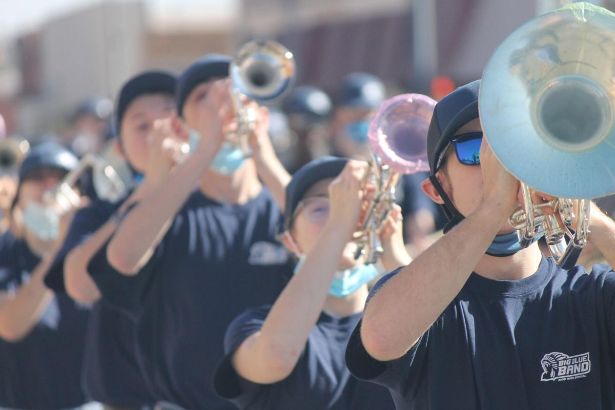 Veterans Day parade 2020