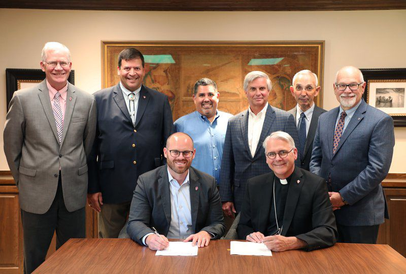 Archdiocese of Oklahoma City selects contractor for Rother Shrine