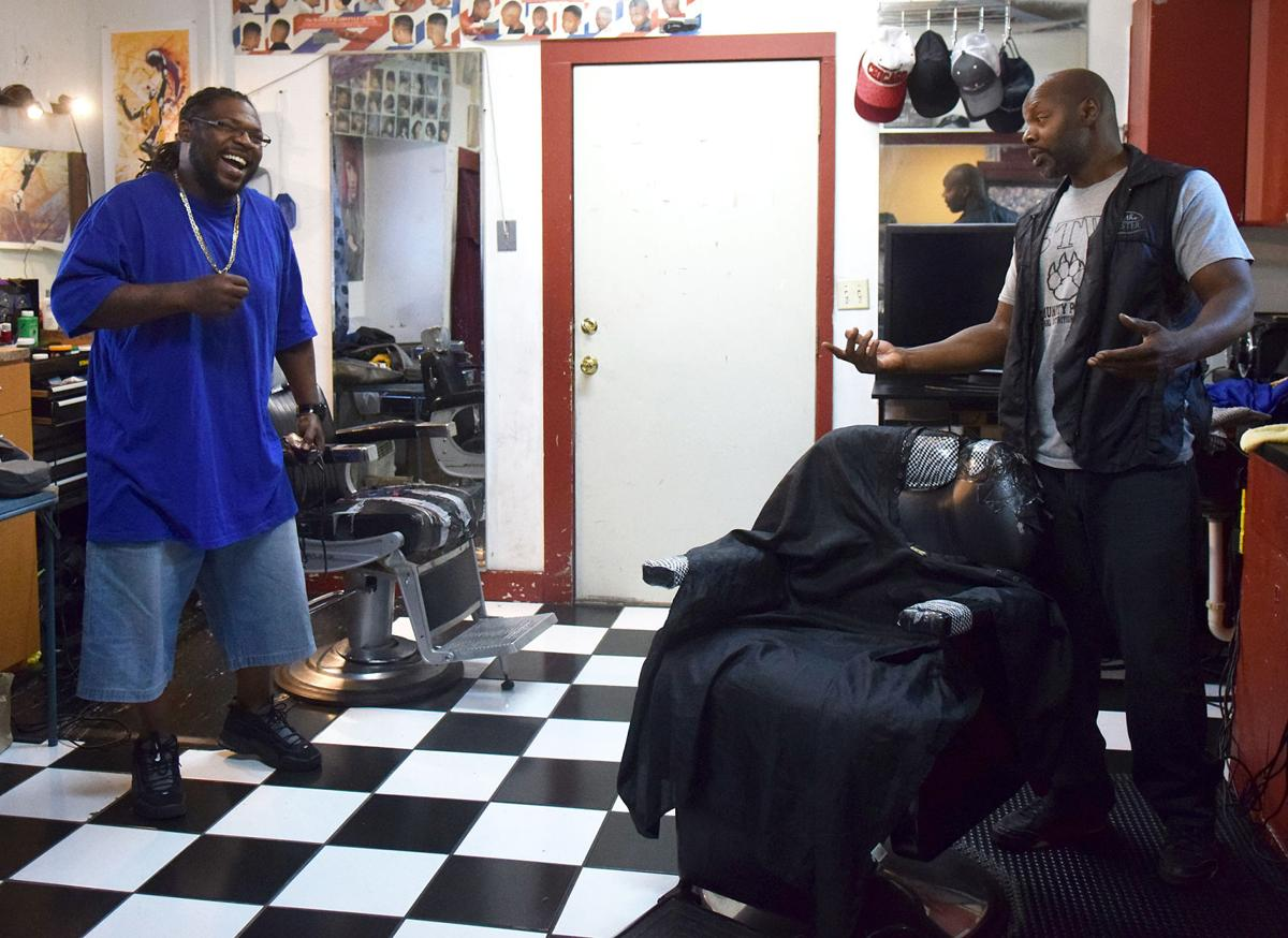 More Than Just A Free Haircut These Barbers Will Give You Their 2