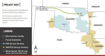 Oklahoma Wind Map.Editorial Pso Acts Like A Bully Editorials Enidnews Com