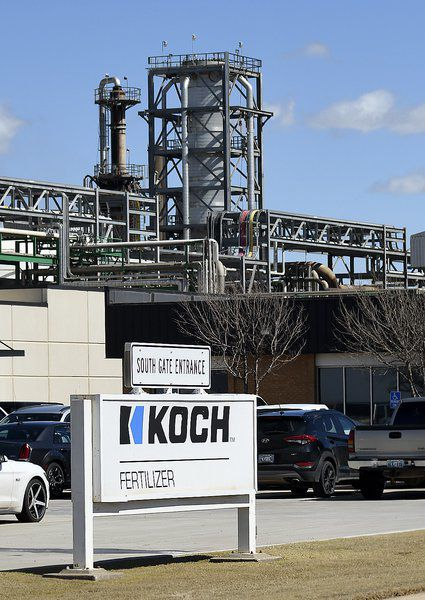 Koch Fertilizer looks to expand Enid plant