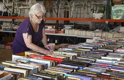 Hospice Circle of Love book sale is Friday, Saturday