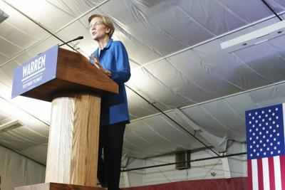 Warren supporters hopeful of reviving campaign