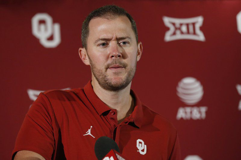 Oklahoma coach Riley wants more after playoff appearance