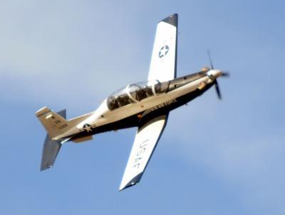 T-6 Texans II Flights Resume