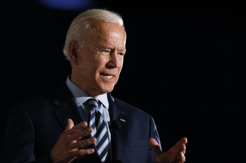 Gop Health Care Bill Could Strip Public >> Joe Biden Draws Line Against Progressives On Health Care News
