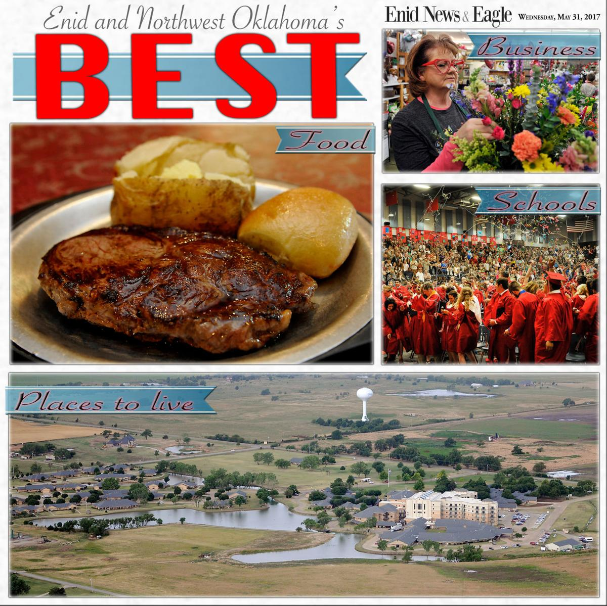 Readers pick the best of enid in 2017 news enidnews close best of enid 2017 sciox Images