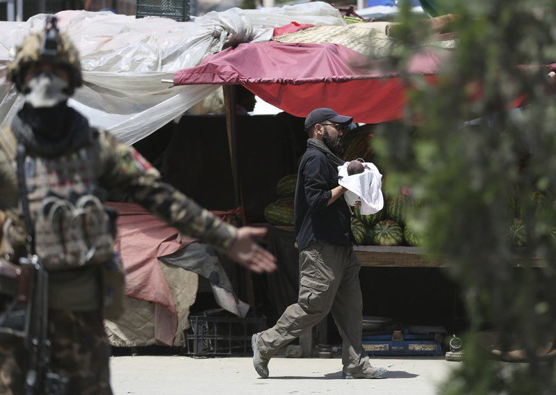 Militants storm maternity clinic in Afghan capital, kill 16