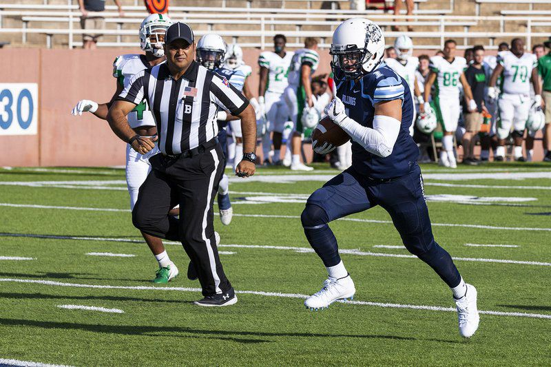 Former SWOSU player Joel Blumenthal driven by his darkest moments
