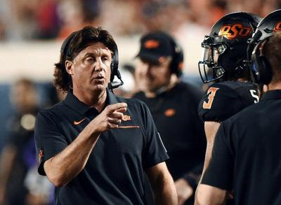 Oklahoma State's Mike Gundy apologizes for COVID-19 comments