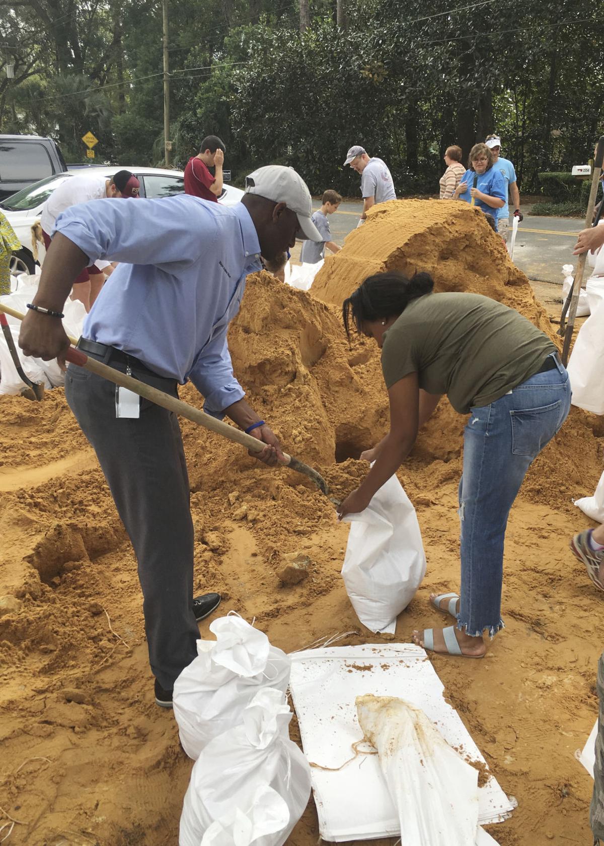 Fast-moving Hurricane Michael menaces Florida Panhandle | Region ...