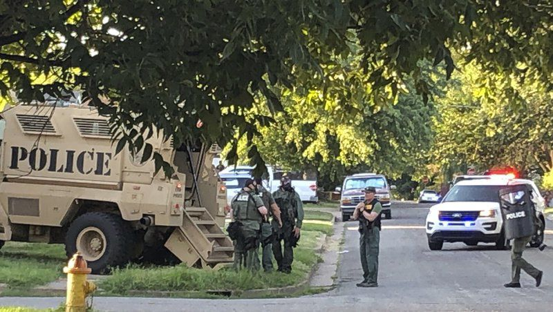 Investigation of man involved in standoff with police ongoing