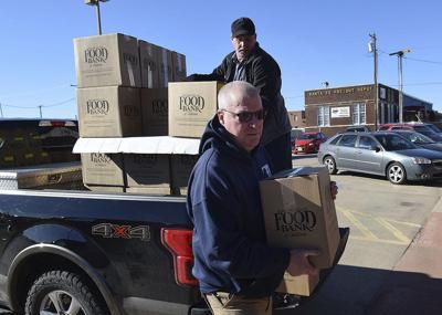 RSVP seeking volunteers to boost food box deliveries