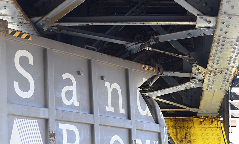 Union Pacific: East Maine bridge OK for train traffic