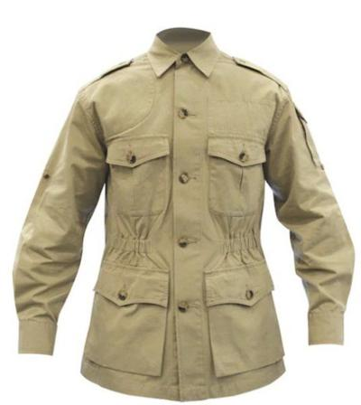 Police investigating theft of safari jackets