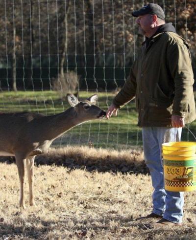 Legislator creates deer preserve